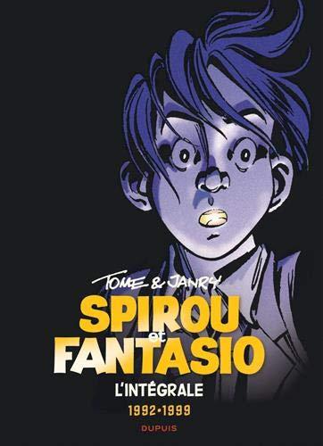 Spirou et Fantasio - L'intégrale - tome 16 - Spirou et Fantasio 16 (intégrale) Tome & Janry 1992-1999