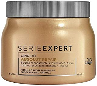L'Oreal Professional Serie Expert Absolut Repair Lipidium Masque, 16.90 Ounce