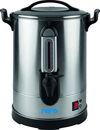 Saro 213-7550 CAPPONO 40 Kaffeemaschine, 5.1 L