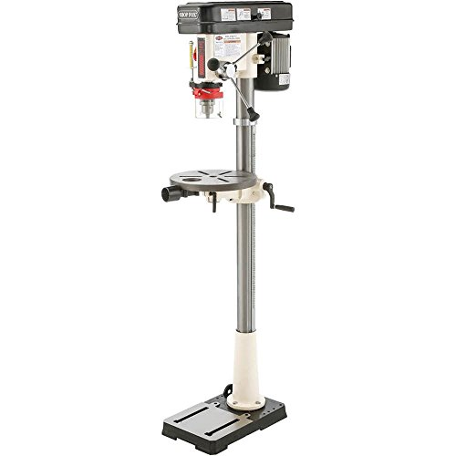 Product Image of the Shop Fox W1848 Oscillating Floor Drill Press