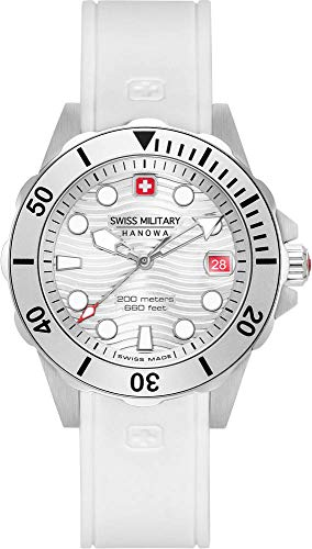 SWISS MILITARY Mujer Diver Blanco