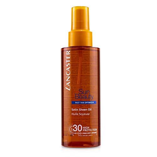 Lancaster Sun Beauty Satin Sheen Oil Fast Tan Optimizer SPF 30 150ml