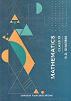 Mathematics for Class 9 by R D Sharma (Examination 2021-22)
