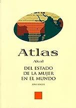 Atlas del estado de la mujer en el mundo / Atlas of Women in the World (Atlas Akal) (Spanish Edition)