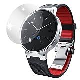 dipos I 6X Pellicola Protettiva Compatibile con Alcatel One Touch Watch Pellicola di Protezione Cristallo