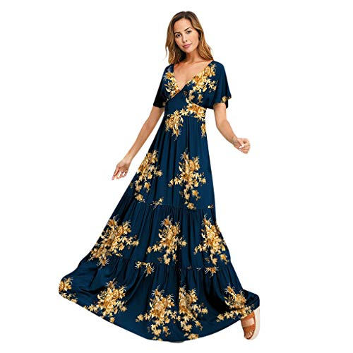 ITISME Sommerkleid Damen Kleider Loose Casual Strandkleid Cover Up Tunika Ärmellos MiniKleid Damen Kleider Sexy
