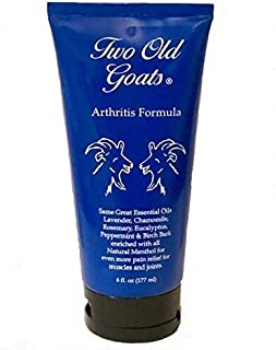 Two Old Goats Essential Lotion