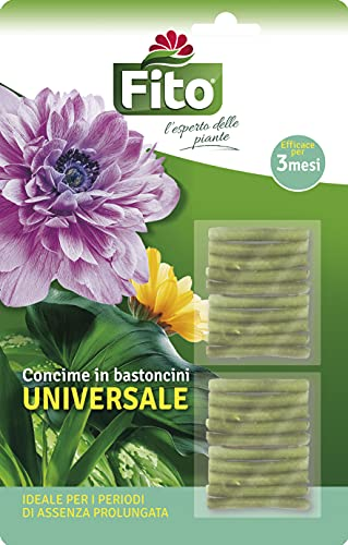 Fito - Abono de varillas universal, verde, 15 x 8 x 23,5...