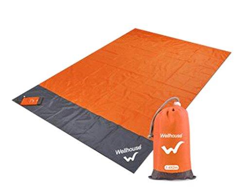 Outdoor Beach Blanket/Poche Compact étanche et Preuve Sable Mat pour Le Camping, randonnée, Pique-Nique #26