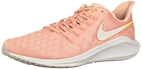 Nike Air Zoom Vomero 14, Zapatillas de Running para Asfalto Mujer, Rosa (Pink Quartz/Vapste Grey/Celestial Gold/Atmosphere Grey 601), 38.5 EU