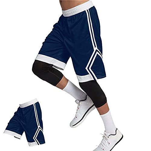 N\C Summer Five-Point Pants Men's Shorts Men's Summer Men's Pants Sports Large Size Middle Pants Men's Half Pants XL