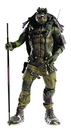 ThreeZero Teenage Mutant Ninja Turtles Out of The Shadows Donatello (1:6 Scale) Action Figure
