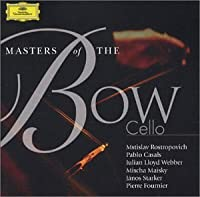Masters Of The Bow - Cello (2 CD) by Various Artists (2003-05-13)