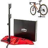 RTR BIKES REMED PRO Professional Freistehender Fahrradständer Serviceständer ohne Befestigung - Ideal für Ihre Garage, Ihr Haus oder Ihr Fahrradgeschäft