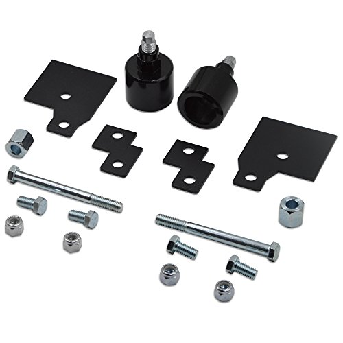 Front & Rear Suspension 2'' Lift Kit Compatible with 1999-2021 Polaris sportsman 500 570 600 700 800