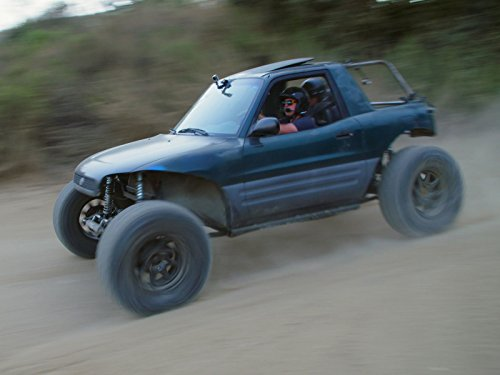 Converting a Two-Wheel-Drive RAV4 to a Four-Wheel-Drive RAD4 for Rockcrawling