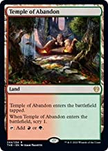 Magic: The Gathering - Temple of Abandon - Theros Beyond Death