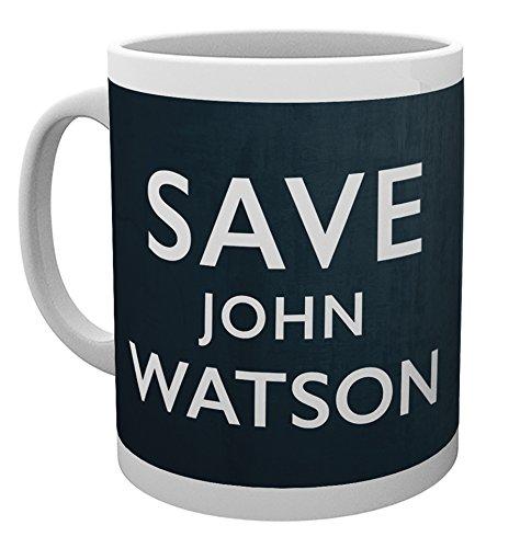 GB Eye LTD, Sherlock, Save John Watson, Taza