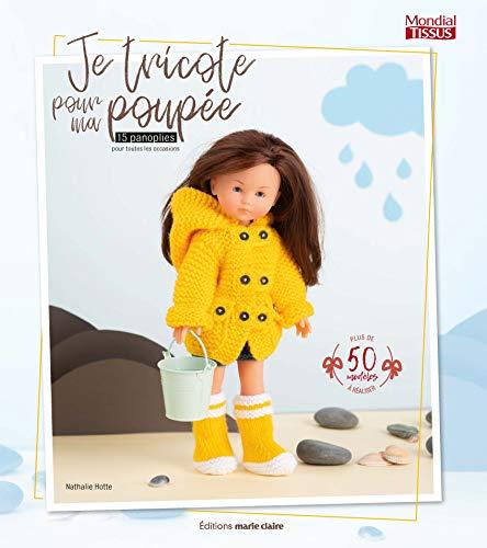 Je tricote pour ma poupée