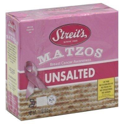Streits Matzo Unsalted 11 Max 51% OFF Kansas City Mall Oz