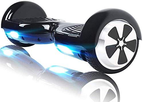 TOEU Hoverboard 6.5' Self Balance Scooter mit Bluetooth - Elektro Scooter Geschenk für Kinder