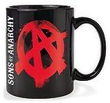 Sons of Anarchy - Anarchy Tazza in ceramica in confezione regalo