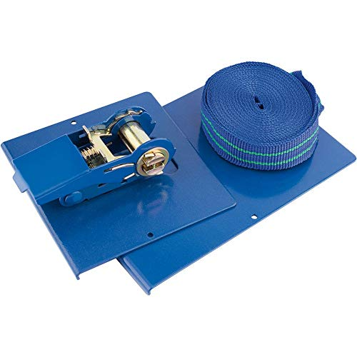 DRAPER LTD5Bodenbelag Spanngurte, blau, 5m