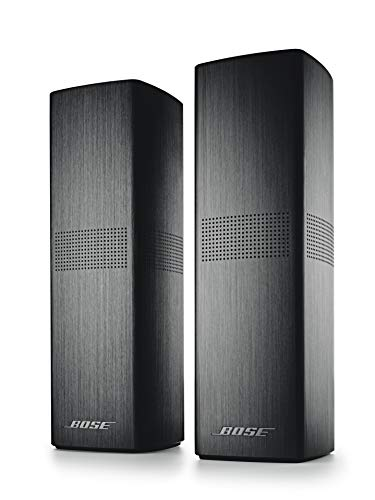 BOSE 834402-1100 Surround Speakers 700, Black Ivory