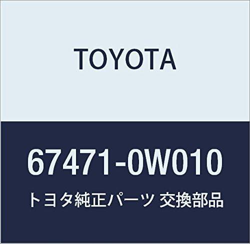 Toyota 67471-0W010 Door Window Max 87% Max 89% OFF OFF Bracket