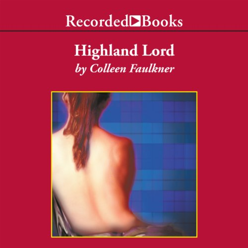 Highland Lord audiobook cover art