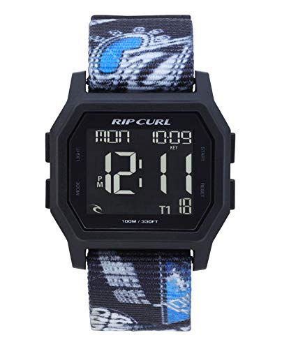 Rip Curl Atom Webbing - Reloj Digital Unisex