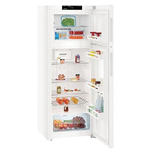 Liebherr CTN 5215 frigorifero con congelatore Libera installazione Bianco 418 L A++