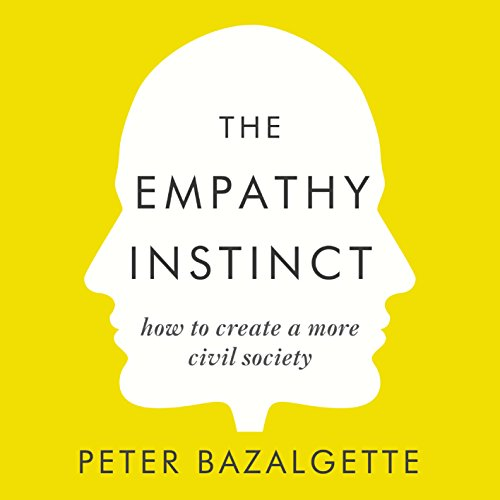 The Empathy Instinct audiobook cover art