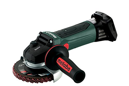Metabo W 18 LTX - (125 Mm) 18V / Senza Batterie (Custodia) - Mini Disco Smerigliatrice Batteria 125 Mm