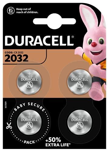 Duracell CR2032 Knopfzellen für Wechsel am BMW 3er G20
