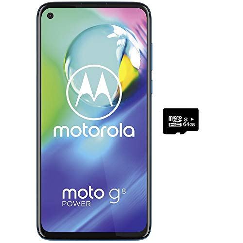 Motorola Moto G8 Power w/ 5000 mAh Battery (64GB, 4GB) 6.4
