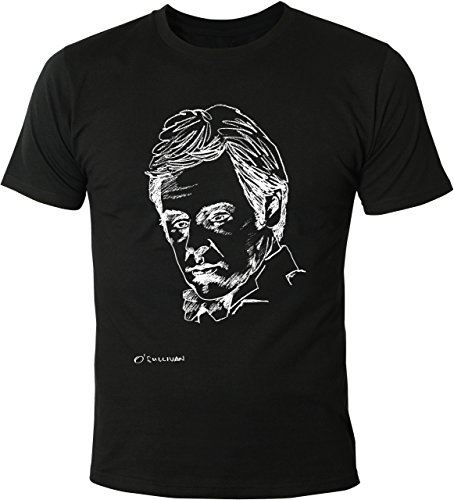 Mister Merchandise Witziges Herren Männer T-Shirt Osullivan Ronny Ronnie O`Sullivan O Sullivan, Größe: L, Farbe: Schwarz