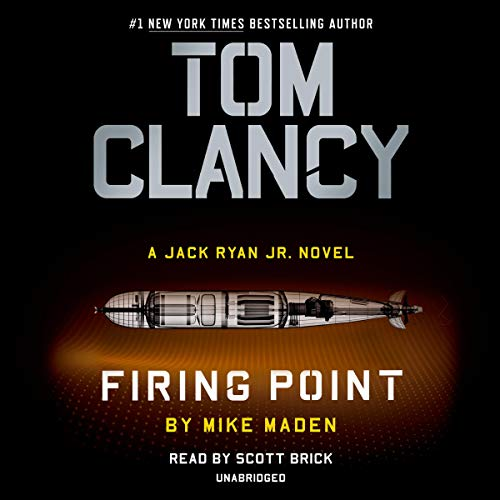 Tom Clancy Firing Point cover art
