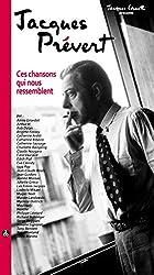 Jacques Prévert Ces Chansons Qui Nous ressemblent Coffret 3 CD