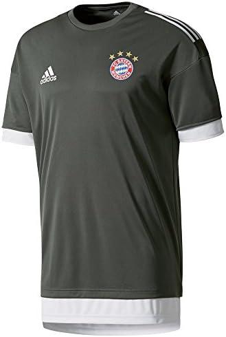 Adidas Camiseta Bayern Munich Hombre Gris