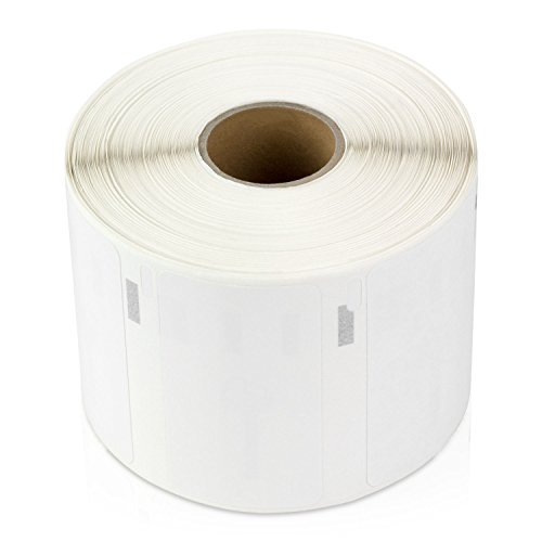 OfficeSmartLabels (2-1/4� x 1-1/4�) Multipurpose Industrial Grade Plastic Labels, Compatible with 1933084 (1 Roll - 800 Labels Per Roll)