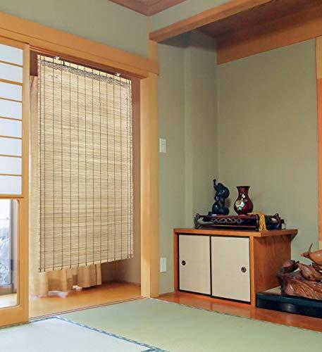 室内用焼竹すだれ(約88cmx110cm)