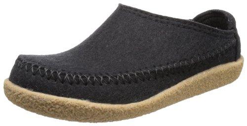 HAFLINGER Men's Low-Top Open Back Slippers
