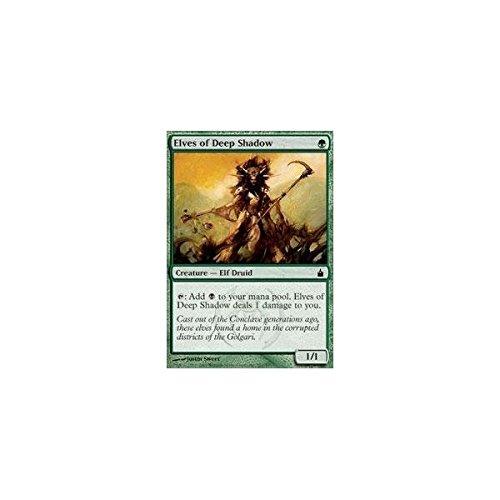 Magic The Gathering - Elves of Deep Shadow - Ravnica