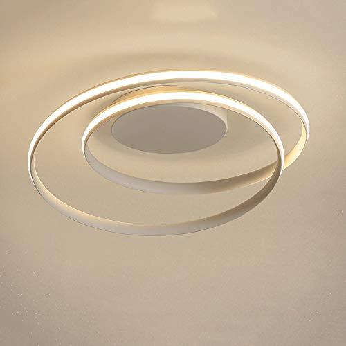 Diaod Gran Oferta, Luces de Techo LED Modernas para Sala de Estar, Dormitorio, Comedor, luminarias, lámparas de Techo Blancas, Accesorios