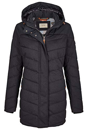 Camel Active Womenswear 2r72 Blouson, Bleu (Navy, 42 (Taille Fabricant: 40) Femme