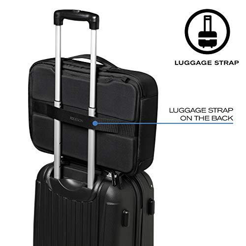XD Design Bobby Bizz - Mochila antirrobo y maletín
