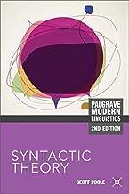 Syntactic Theory (Macmillan Modern Linguistics)