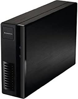 Lenovo Iomega EZ Media & Backup Center (NAS/1 de Bay) con 1 x 3 TB HDD