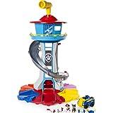 パウパトロール おもちゃ マイサイズ ルックアウト タワー 回転ペリスコープ ライト&サウンド アクションビークル